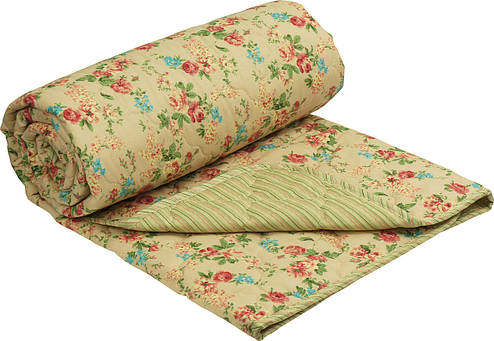 Одеяло Руно English style серия Комфорт шерстяное двуспальное  172x205 см 160г/м.кв (316.115ШК ), фото 2