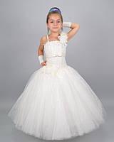 Детское нарядное платье «Злата», фото 1