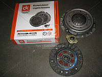Сцепление ВАЗ 2110 (диск нажим.+вед.+подш.) <ДК>