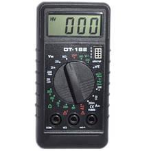 Цифровой мультиметр -тестер TS 182 (1 сорт)    .dr