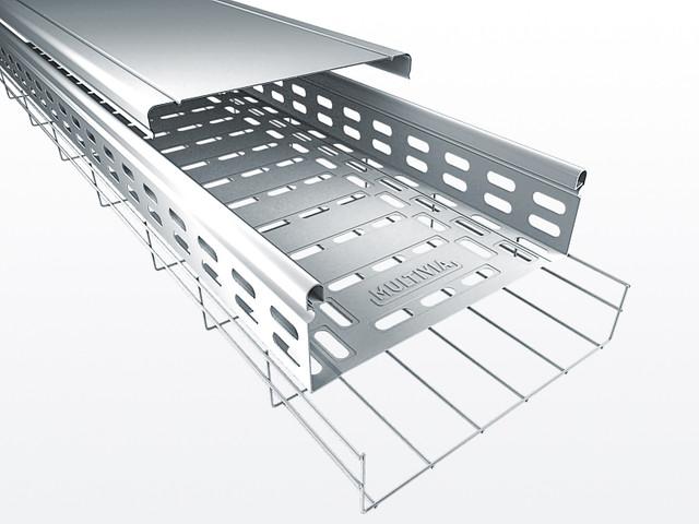 Кабель канал металлический
