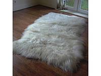 Ковер из исландской овчины, из 3-х шкур