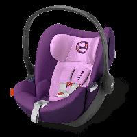 Cybex - Автокресло для новорожденных CLOUD Q (Grape juice)