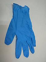 Перчатки нитриловые нестерильные, неопудренные / размер S / Care 365