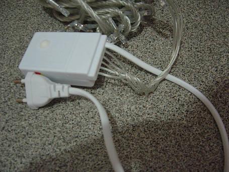 Гирлянда электрическая новогодняя LFDI-0407W, фото 2
