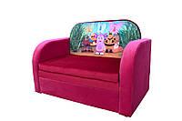 """Детский диван кровать с персонажами мультфильмов, """"Рио"""" Лунтик (Разные рисунки)"""