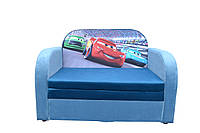 """Детский диван кровать с персонажами мультфильмов """"Рио"""" Тачки (Разные рисунки)"""