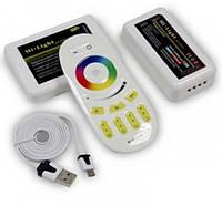 RGBW контроллер радио 4-Zone + Wi-Fi репитер (Комплект)