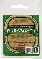 BIOWIN сухие дрожжи для пивоварения нижней ферментации Lager