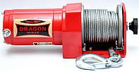 Лебедка электрическая Dragon Winch DWM 2500 ST, фото 1