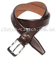 Ремень для брюк LMi 35 мм коричневый флотар