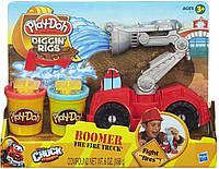 Игровой набор Бумер: Пожарная машина Play-Doh, фото 1