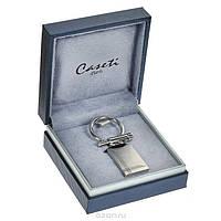"""Брелок """"Caseti"""" матовый хром CAC30013"""