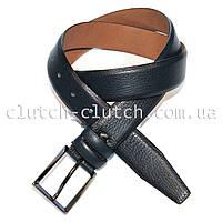 Ремень для брюк LMi 35 мм темно-синий флотар