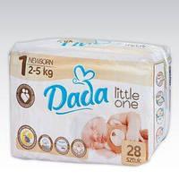 Подгузники Dada 1 Little One  2-5 kg 28шт