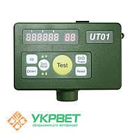 Ультразвуковой прибор для измерения толщины шпика UT-01 (Шпикомер)