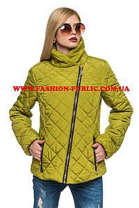 Демисезонная женская куртка 2 в 1