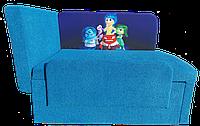 """Детский диван кровать """"Мультик"""" с персонажами мультфильмов, Головоломки (Разные рисунки), фото 1"""