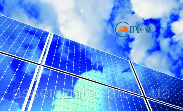 Изобретена краска, которая превращает любую поверхность в солнечную батарею