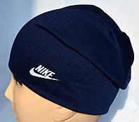 Трикотажная шапка Nike весна-осень., фото 1