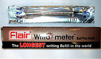 Стержень к ручке Flair, 10 км Writo-meter масляный (шариковый)