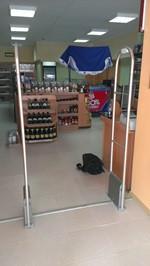 Радиочастотная система антивор в минимаркете г.Ровно