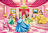 """Фотообои """"Бал принцесс"""" 368х254 см"""