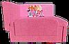 """Детский диван кровать """"Мультик"""" с персонажами мультфильмов (Разные рисунки)"""