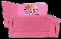 """Детский диван кровать """"Мультик"""" с персонажами мультфильмов (Разные рисунки), фото 1"""