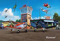"""Фотообои """"Самолеты. Аэропорт"""" 368х254 см  , фото 1"""