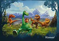 """Фотообои """"Добрые динозавры"""" 368х254 см  , фото 1"""