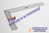Угольник строительный 400мм MIOL арт.18-350