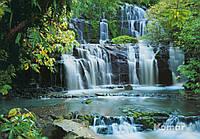 "Фотообои ""Водопад Пура-Каунуи"" 368х254 см  , фото 1"