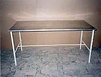 Стол перевязочный (нерж. панель) СП-1Н (без матраца)