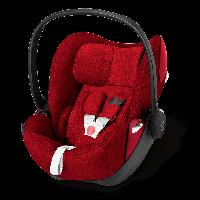 Cybex - Автокресло для новорожденных CLOUD Q PLUS (Hot&spicy)