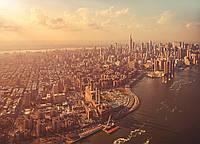 """Фотообои """"Манхеттен"""" 254х184 см"""