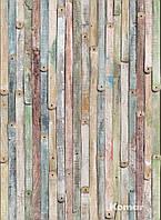"""Фотообои """"Винтажная древесина"""" 184х254 см  , фото 1"""
