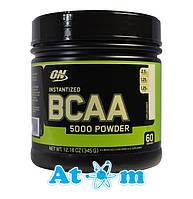 BCAA - BCAA 5000 Powder - Optimum Nutrition - 345 гр