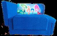 """Детский диван кровать """"Мультик"""" с персонажами мультфильмов Фиксики (Разные рисунки)"""