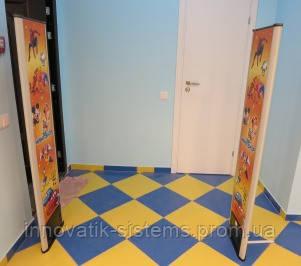 Антикражные ворота в магазине детской одежды г. Киев
