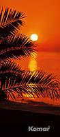 "Фотообои ""Закат солнца"" 97х220 см"