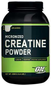Креатин моногидрат  (600 g) Optimum Nutrition