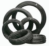 Проволока вязальная Ǿ 1.6 мм (100 м. в мотке) черная