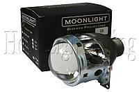 "Биксеноновые линзы Moonlight G6/Q5 3,0"" дюйма (⌀76мм) D2S H4, фото 1"