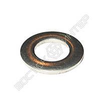 Шайбы плоские нержавеющие М14 DIN 125, ГОСТ 11371-78 | Размеры, вес, фото 2