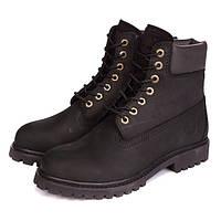 Ботинки Timberland 6 inch Black Lite Edition мужские