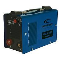 Сварочный инвертор GERRARD MMA-250 PROFI, 250 ампер 2-5 эелектрод, Румыния