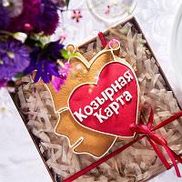 """Пряник """"Козырная карта"""""""