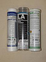 Комплект картриджей для питьевых систем защита от хлора Atlas (Италия)