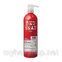Шампунь відновлюючий для слабких ламкого волосся TIGI Urban Antidotes Ressurection Shampoo 750мл
